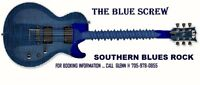 The Blue Screw is appearing at The Fraser Tavern Friday May 6th