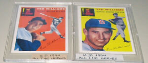 Ted Williams Upper Deck 1994 All-Time Heroes