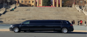 2013 Lincoln MKT Stretch Limousine 10 Pax with 215000 Kms