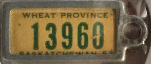 ***** WANTED --- SASKATCHEWAN WAR AMP TAGS ***** Moose Jaw Regina Area image 4