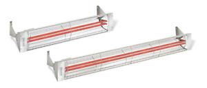 Infratech Infrared Heaters - a better way to enjoy your patio!