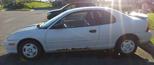 1999 Dodge Neon Sport Coupe, 2L, 150 HP, DOHC