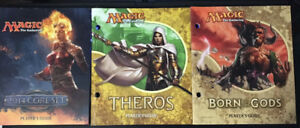 Magic the Gathering (MTG) Players Guides
