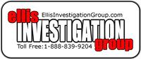 EllisInvestigationGroup.com 1-888-839-9204
