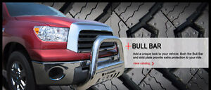 BRAND NEW U-GUARD BULL BARS FOR MANY MAKES! BEST PRICES!!