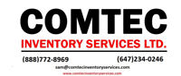 Inventory Counting Services - Comtec Inventory Services