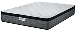 Sectional ..  New Kingsdown Queen mattress loft bed & More