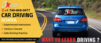 Failed your Road Test? We have the best Success Rate. Contact Us