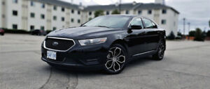 2018 Ford Taurus SHO Performance Package