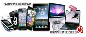 Laptop and all tablet computer screen replacement services