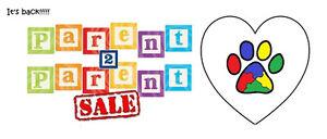 Parent2Parent Sale is back this September