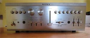 Sony TA-1150 Amplificateur Stereo Amplifier