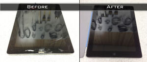 HOLIDAY SALE! Cracked iPad Screen & iPhone Repair! - The Stem