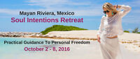 You Can Find Peace and Freedom Here- October 2-8, 2016