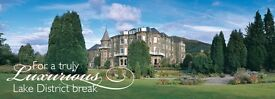 Lake District Hotel looking for Restaurant staff - live in accommodation available