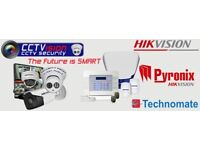 CCTV Installers in Glasgow | Wireless Alarm Installations for domestic and retail properties
