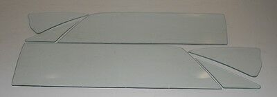 1964 1965 1966 MUSTANG CONVERTIBLE GLASS VENT DOOR QUARTER CLEAR