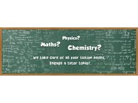 **£15.00 p/h** French, Science & Maths Home Tutor