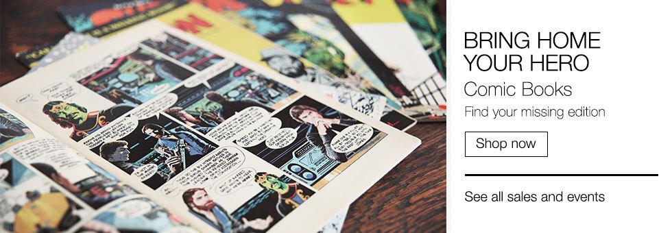 Part Super Artist Part Superhero | Expand your unique collection | See Batman vs. Superman