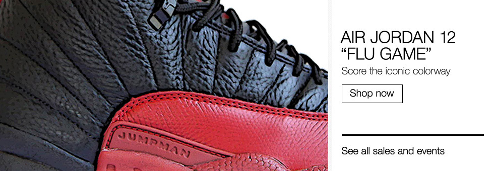 Air Jordan 12 'Flu Game' | Score the iconic colorway | Shop now