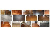 Wood Floor Services London