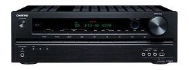 ONKYO TX-SR309 - QUALITY POWERFULL SURROUND SOUND AMP WITH 4 HDMI INPUTS