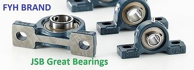 Fyh Ucp208-24 Two Bolt Flange Mount 1-12 Inch Pillow Block Bearings Ucp 208
