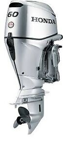 Looking for 60hp outboard with power trim