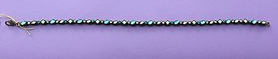 SORRELLI  CHOKER  NECKLACE  SCARCE SAMPLE DESIGN  WITHOUT TAGS   ANTIQUE -
