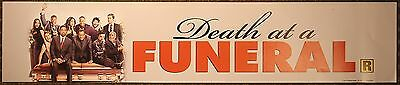 Death at a Funeral, Large (5X25) Movie Theater Mylar Banner/Poster