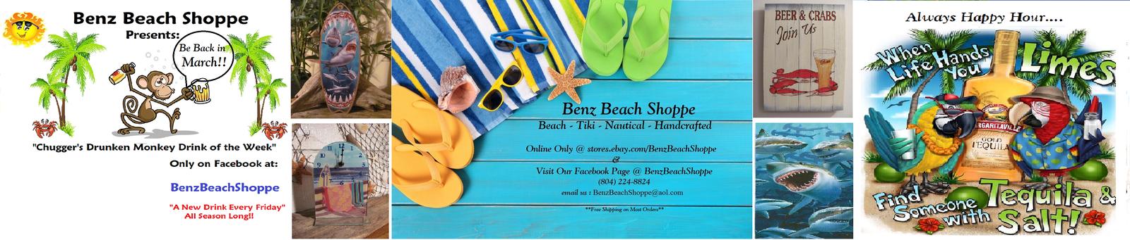 Benz Beach Shoppe