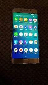 SAMSUNG GALAXY S6 EDGE 32GB GOLD