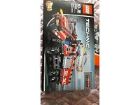 Lego technic rescue truck with power function set included