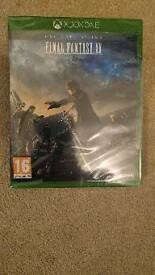 Final fantasy 15 xbox one new and sealed