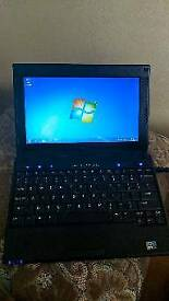 "Dell latitude 2100 10"" robust netbook laptop"