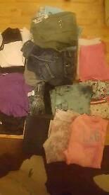 Girls clothing bundle age 9