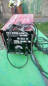 Stealy 210 xtd welder £85