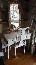 Retro antique Dressing table