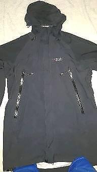 Full mens Rab Bergan jacket plus pants