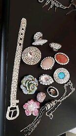 Bling Costume Jewellery
