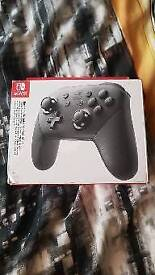 Nintendo Switch Controller (opened but unused)
