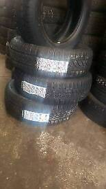 215 65 17 4winter tyres Hankook make