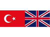 Qualified and experienced English / Turkish tutor