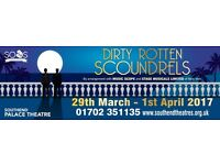 SODS Presents: Dirty Rotten Scoundrels
