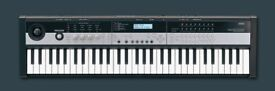 Korg Microstation Keyboard Synthesizer Workstation