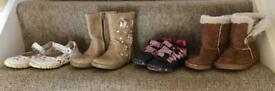 Girls size 8 (25/26) shoes