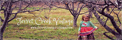 Ferret Creek Vintage
