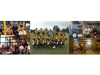 Saturday Football teams looking for players - 20/21 Trials now - Goldfingers FC - South West London