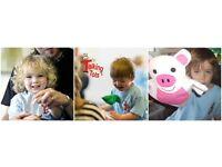 Talking Tots Children's Franchise Opporunity ... making chatter matter!