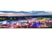 2 x Boomtown Fair Entry Ticket & Camp SkyLark Accommodation